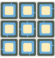 talk box pattern vector image vector image