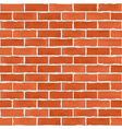 Brick Wall Background vector image vector image