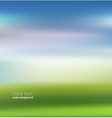 Natural abstract background vector image