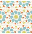 sunshine pattern vector image vector image