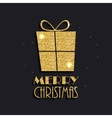 Abstract Christmas and New Year Background with vector image