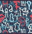 Graffiti Abstract pattern vector image