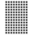 Octagon block pattern vector image vector image