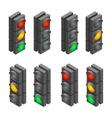 Traffic signal Traffic light traffic light vector image