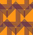 Geo pattern11 vector image