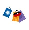 Hand Bags vector image vector image