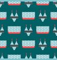 beachwear bikini cloth fashion looks vacation vector image