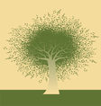 Funky Note Tree vector image