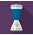 Flat icon for kitchen Blender vector image