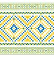 ukrainian pattern 05 vector image