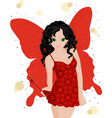 magical fairy vector image