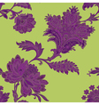 Elegance Seamless pattern with flowers roses flor vector image vector image