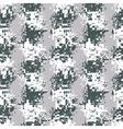 geometric jumble pattern vector image vector image
