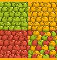 apple texture wallpaper vector image