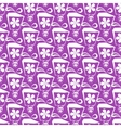 Seamless patterns with gift boxes vector image vector image