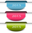 Set of labels badges and stickers vector image vector image