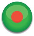 bangladesh flag vector image vector image