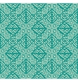 Hand Drawn Ethnic Seamless Pattern in Tribal Style vector image