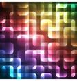 Abstract bright spectrum wallpaper vector image