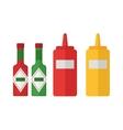 BBQ sauce vector image
