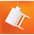 photo film in cartridge icon vector image