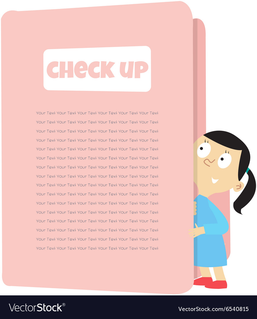 Check up vector