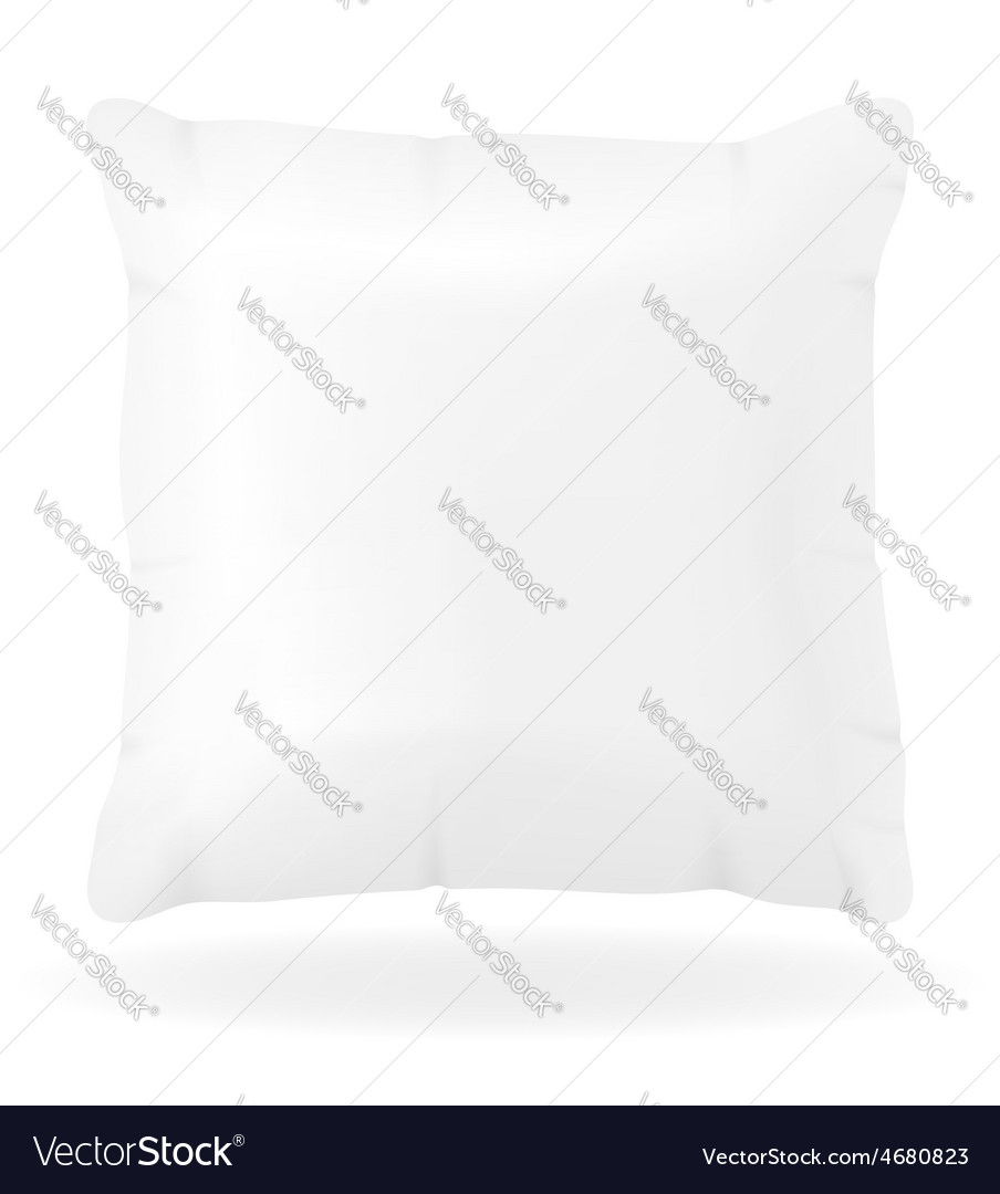 Pillow 01 vector
