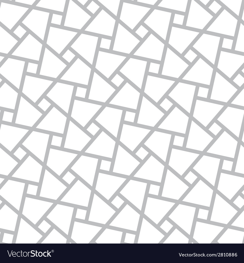 Seamless pattern  modern simple background vector