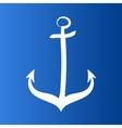 ship anchor vector image