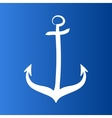 ship anchor vector image