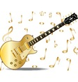 Gold Top vector image