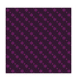 Purple pattern vector image vector image
