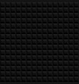 black seamless pattern background vector image