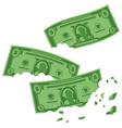 cash vector image vector image