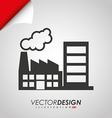 Buildings icon design vector image