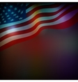 Abstract background for 4th of July vector image