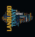 Landlord s corner unauthorized entry and orc and vector image