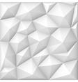Light mosaic polygonal modern graphic vector image