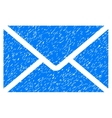 Mail Envelope Grainy Texture Icon vector image
