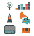 Music players and components vol 3 vector image