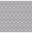 Christmas seamless pattern simple vector image