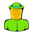 apiarist icon icon cartoon vector image