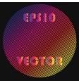 Spectrum Logo template beautiful design element vector image
