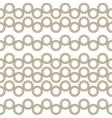 Brown circles seamless vector image