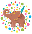 Icon for Hand Made elephant vector image