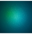 Green soft abstract background vector image vector image