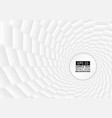 gray and white geometric rotate abstract vector image