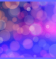 abstract background with bokeh effect vector image