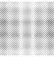 abstract polka dot on white background vector image
