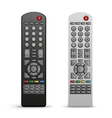 tv remote controller vector image vector image